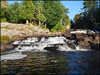 Oxtongue Rapids